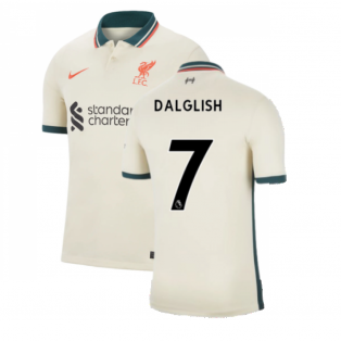 Liverpool 2021-2022 Away Shirt (DALGLISH 7)