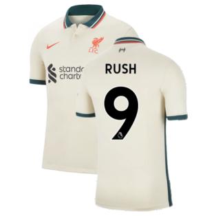 Liverpool 2021-2022 Away Shirt (Kids) (RUSH 9)