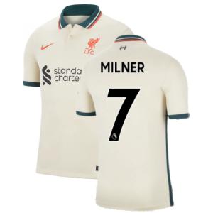 Liverpool 2021-2022 Away Shirt (MILNER 7)