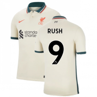Liverpool 2021-2022 Away Shirt (RUSH 9)