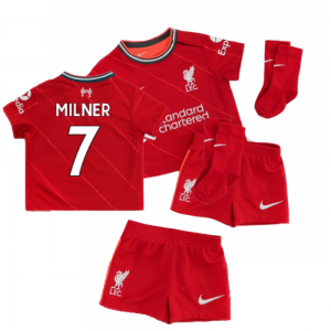 Liverpool 2021-2022 Home Baby Kit (MILNER 7)