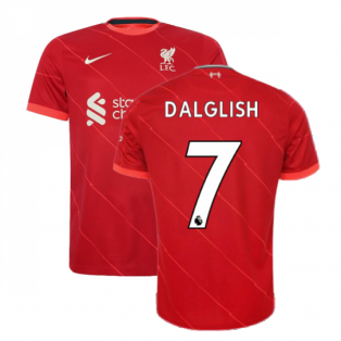Liverpool 2021-2022 Home Shirt (DALGLISH 7)