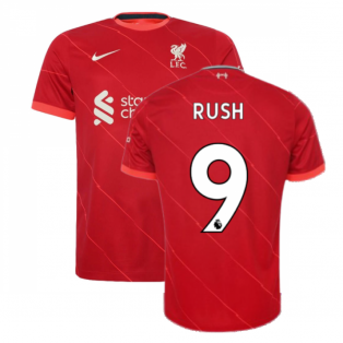 Liverpool 2021-2022 Home Shirt (Kids) (RUSH 9)