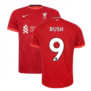 Liverpool 2021-2022 Home Shirt (RUSH 9)