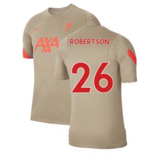 Liverpool 2021-2022 Training Shirt (Mystic Stone) (ROBERTSON 26)