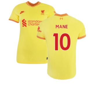 Liverpool 2021-2022 Womens 3rd Shirt (MANE 10)