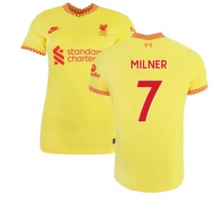 Liverpool 2021-2022 Womens 3rd Shirt (MILNER 7)