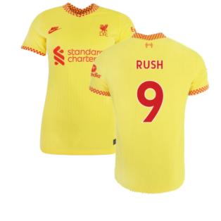 Liverpool 2021-2022 Womens 3rd Shirt (RUSH 9)