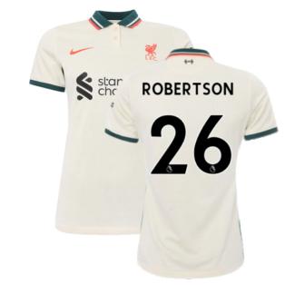 Liverpool 2021-2022 Womens Away Shirt (ROBERTSON 26)