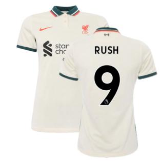 Liverpool 2021-2022 Womens Away Shirt (RUSH 9)