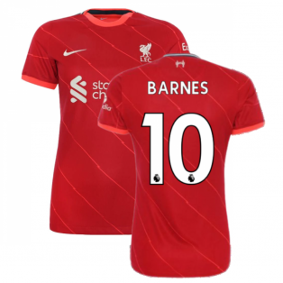 Liverpool 2021-2022 Womens Home (BARNES 10)