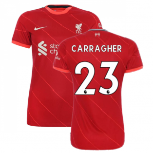 Liverpool 2021-2022 Womens Home (CARRAGHER 23)