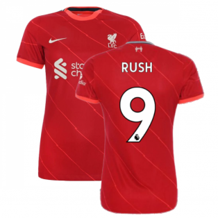 Liverpool 2021-2022 Womens Home (RUSH 9)