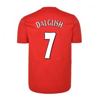 Liverpool FC 2005 Champions League Final Shirt (DALGLISH 7)
