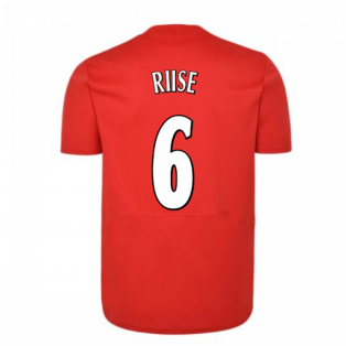 Liverpool FC 2005 Champions League Final Shirt (Riise 6)