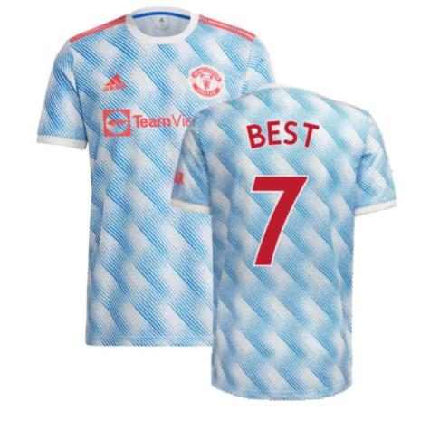 Man Utd 2021-2022 Away Shirt (BEST 7)