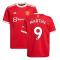 Man Utd 2021-2022 Home Shirt (Kids) (MARTIAL 9)