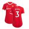 Man Utd 2021-2022 Home Shirt (Ladies) (IRWIN 3)