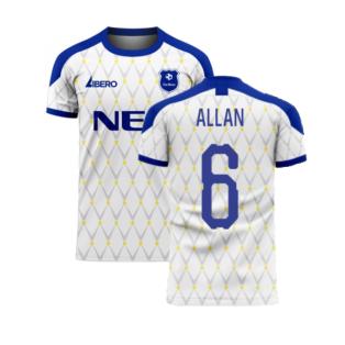 Merseyside 2020-2021 Away Concept Football Kit (Allan 6)