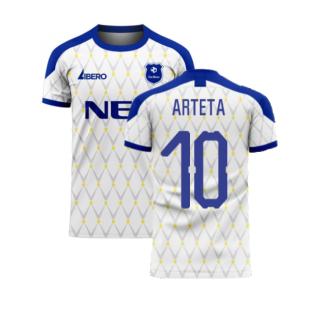 Merseyside 2020-2021 Away Concept Football Kit (ARTETA 10)