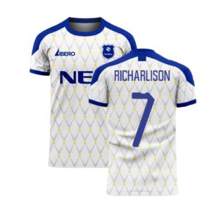 Merseyside 2020-2021 Away Concept Football Kit (Richarlison 7)