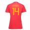 2018-19 Belgium Home Womens Shirt (Mertens 14)