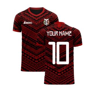 Mexico 2020-2021 Third Concept Football Kit (Libero) (Your Name)