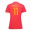 2018-19 Belgium Home Womens Shirt (Mirallas 11)