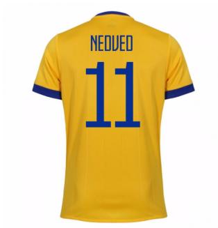 2017-2018 Juventus Away Shirt (Nedved 11)