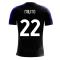 Nerazzurri Milan 2020-2021 Home Concept Football Kit (Libero) (MILITO 22)