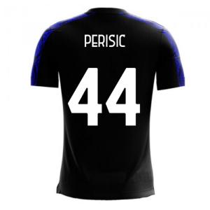 Nerazzurri Milan 2020-2021 Home Concept Football Kit (Libero) (PERISIC 44)