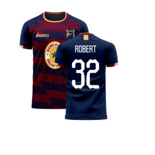 Newcastle 2020-2021 Away Concept Football Kit (Libero) (ROBERT 32)