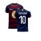 Newcastle 2020-2021 Away Concept Football Kit (Libero) (Your Name)