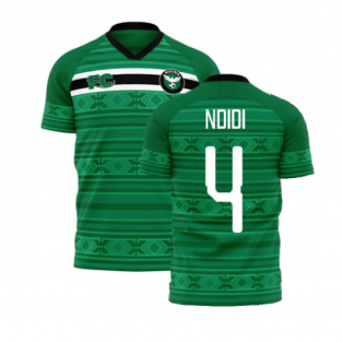 Nigeria 2020-2021 Home Concept Kit (Fans Culture) (NDIDI 4)