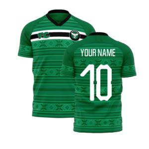 Nigeria 2020-2021 Home Concept Kit (Fans Culture)