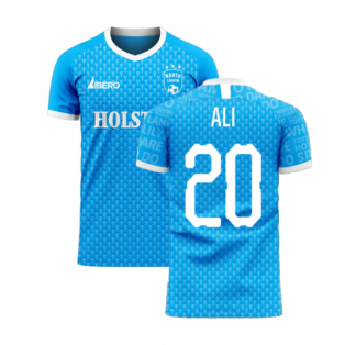 North London 2020-2021 Away Concept Football Kit (Libero) (ALI 20)