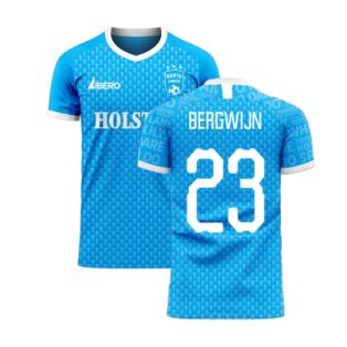 North London 2020-2021 Away Concept Football Kit (Libero) (BERGWIJN 23)