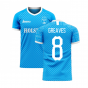 North London 2020-2021 Away Concept Football Kit (Libero) (GREAVES 8)