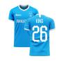 North London 2020-2021 Away Concept Football Kit (Libero) (KING 26)