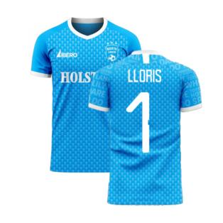 North London 2020-2021 Away Concept Football Kit (Libero) (LLORIS 1)