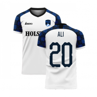 North London 2020-2021 Home Concept Football Kit (Libero) (ALI 20)