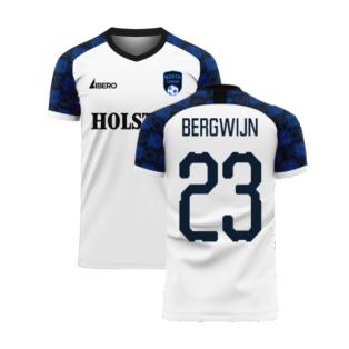 North London 2020-2021 Home Concept Football Kit (Libero) (BERGWIJN 23)