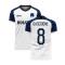 North London 2020-2021 Home Concept Football Kit (Libero) (GASCOIGNE 8)