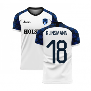North London 2020-2021 Home Concept Football Kit (Libero) (KLINSMANN 18)