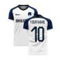 North London 2020-2021 Home Concept Football Kit (Libero) (Your Name)