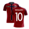 Norway 2020-2021 Home Concept Football Kit (Airo) (ODEGAARD 10)