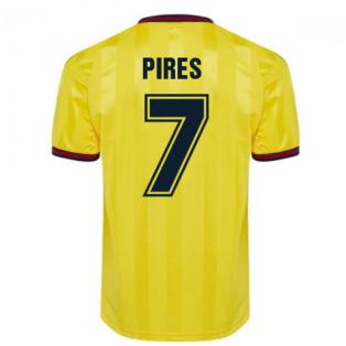 Score Draw Arsenal 1985 Centenary Away Shirt (PIRES 7)