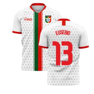 Portugal 2020-2021 Away Concept Football Kit (Libero) (EUSEBIO 13)