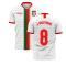 Portugal 2020-2021 Away Concept Football Kit (Libero) (J Moutinho 8)