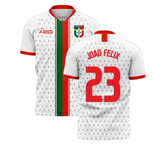 Portugal 2020-2021 Away Concept Football Kit (Libero) (Joao Felix 23)
